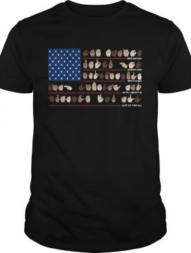 One Nation Under God Indivisible With Liberty And Justice For All shirt