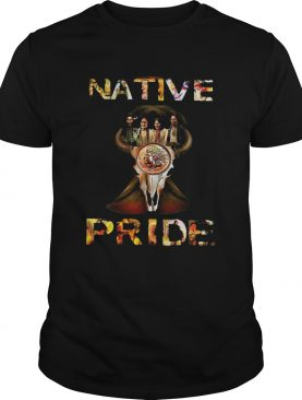 Native Pride shirt