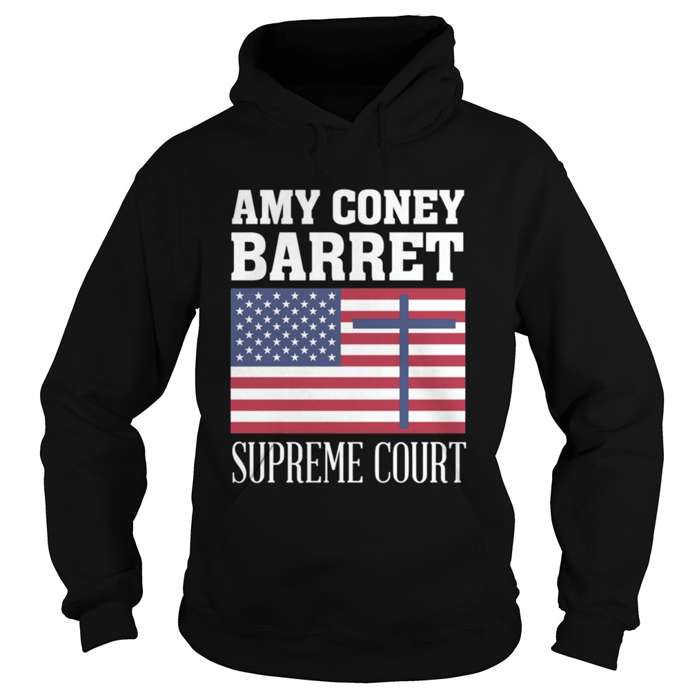 Amy Coney Barrett For Supreme Court Justice SCOTUS ACB 2020  Hoodie