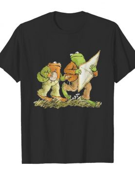 Frog and toad fly shirt