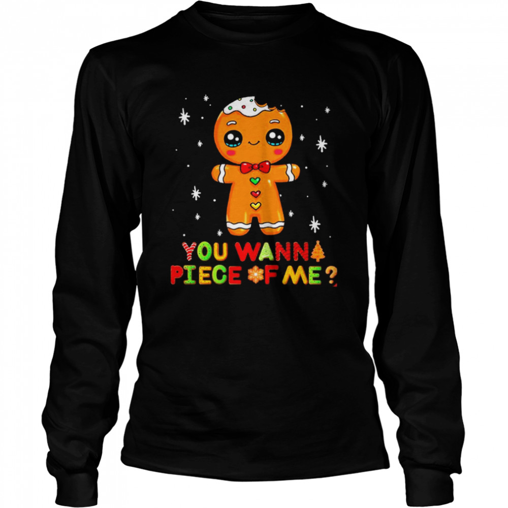 Ginger pie you mann piece of me  Long Sleeved T-shirt