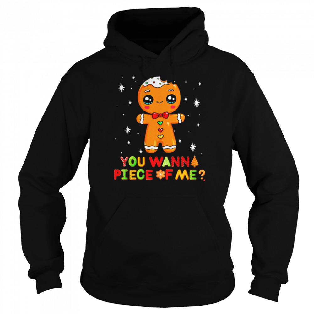Ginger pie you mann piece of me  Unisex Hoodie